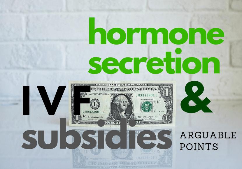 不妊治療にかかるお金と同じ紙幣の写真です。