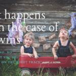【双子あるある】双子の妊娠報告をすると言われること(妊娠編)