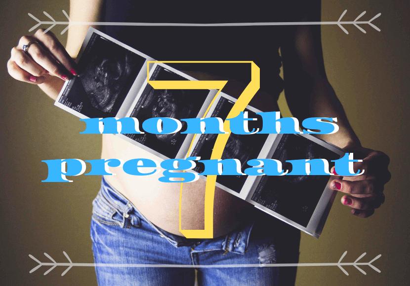 妊娠24w・25w・26w|写真で見る胎児と妊婦の様子【妊娠7ヶ月めレポ】