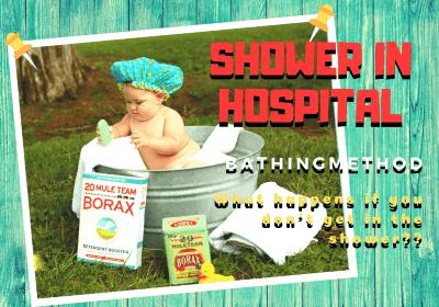入院中のお風呂!シャワーOKの目安と病院で快適に入浴する裏技|管理入院3日め