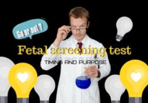 胎児スクリーニング検査の方法と検査結果|妊娠20wで子宮頸管長の最短記録?!