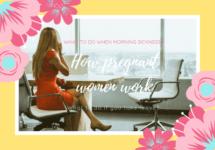 【妊婦の働き方】妊娠しても仕事は続ける?つわりが辛くて仕事を休みたい場合